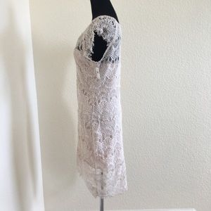Free People Dresses - Free People Intimately Peek A Boo Lace Dress NWT